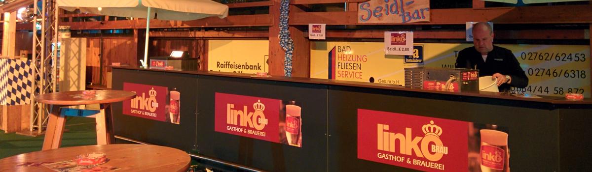 Gasthaus und Brauerei Linko
