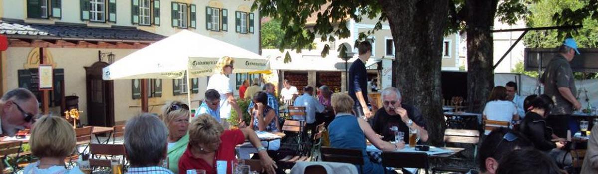 Brauhaus Bogner Gastgarten