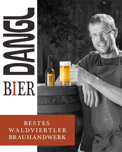 Dangl Bier, Hausbrauerei im Waldviertel
